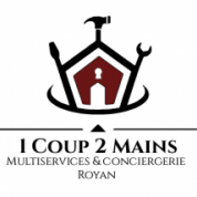 1 COUP 2 MAINS – Conciergerie & Multiservices à Royan